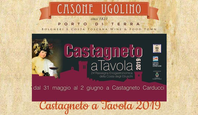 Castagneto a Tavola 2019