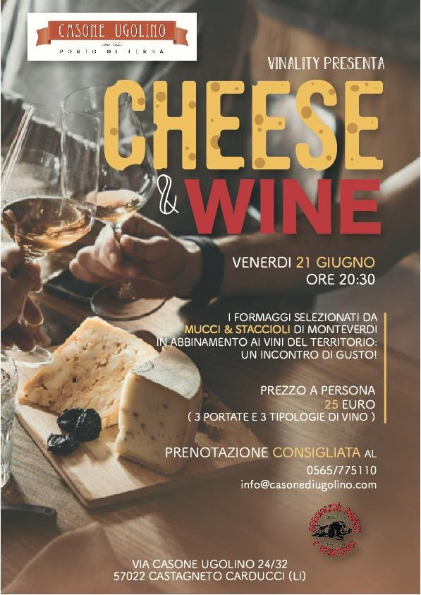 vinality cheese & wine